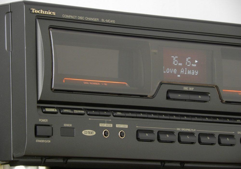 Technics SL-MC410 Compact Disc Changer