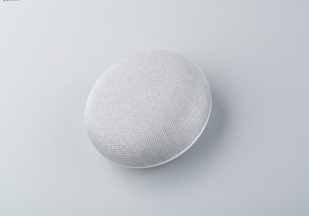 谷歌 Google Home Mini 智能喇叭 图集 [Soomal]