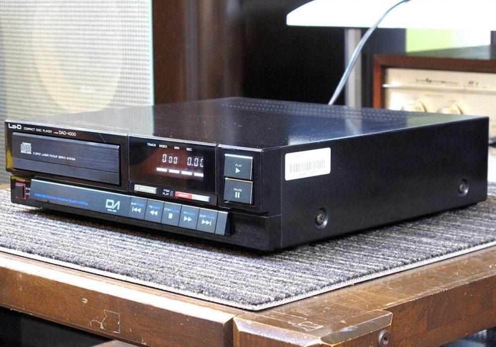 Lo-D DAD-4000 CD播放机