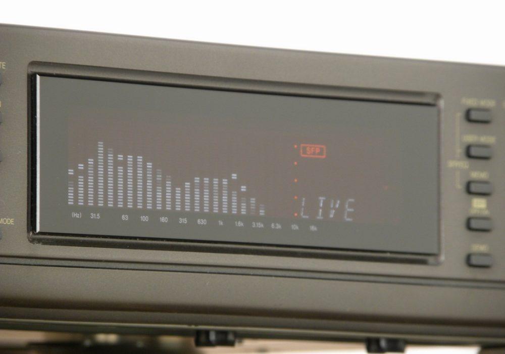 Technics SH-GE90 图示均衡器
