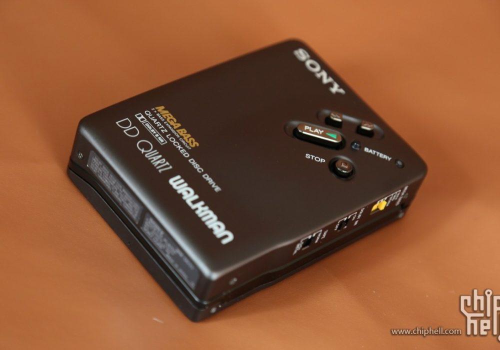 索尼 SONY WM-DD33 磁带随身听