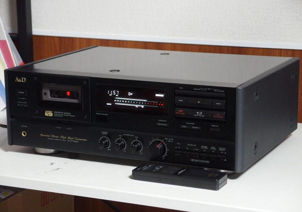 A&D GX-Z7100EV 卡座