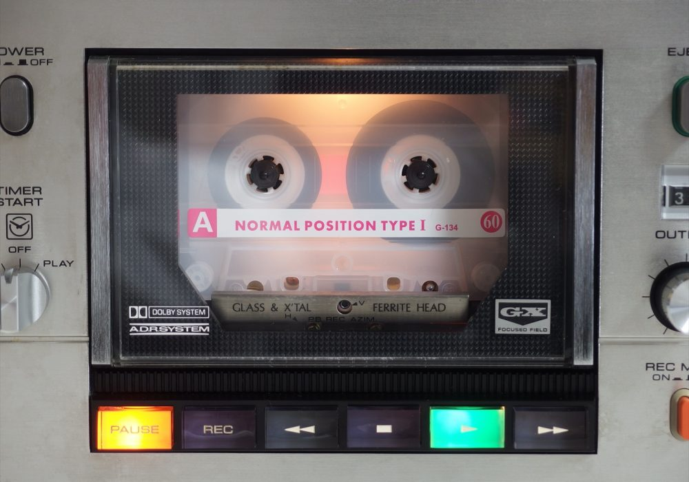 AKAI GXC-715D 卡座