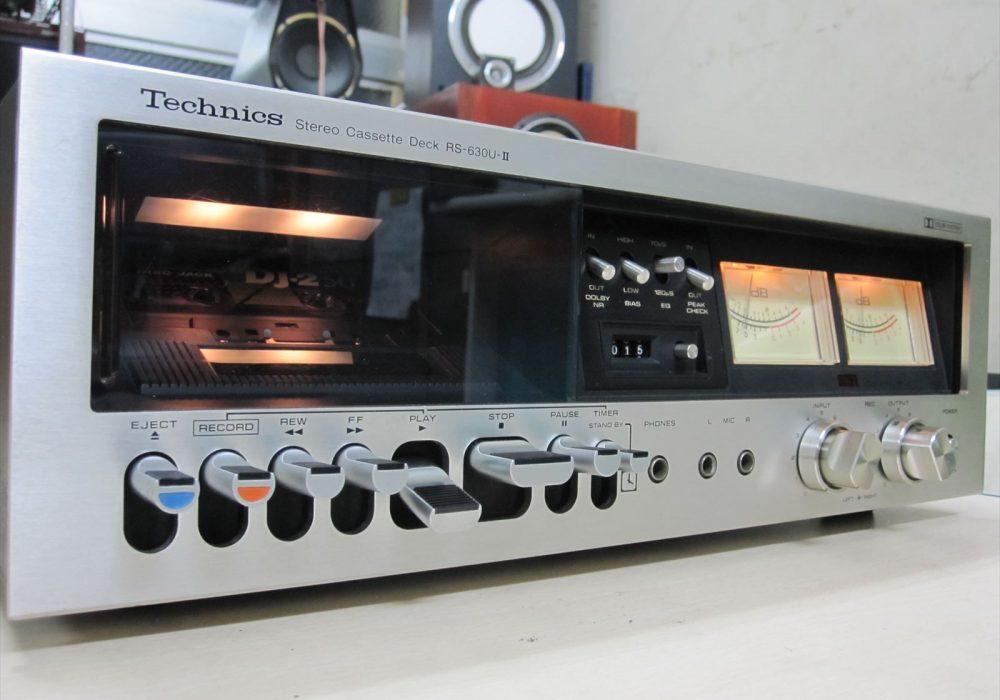 Technics RS-630U-II 卡座