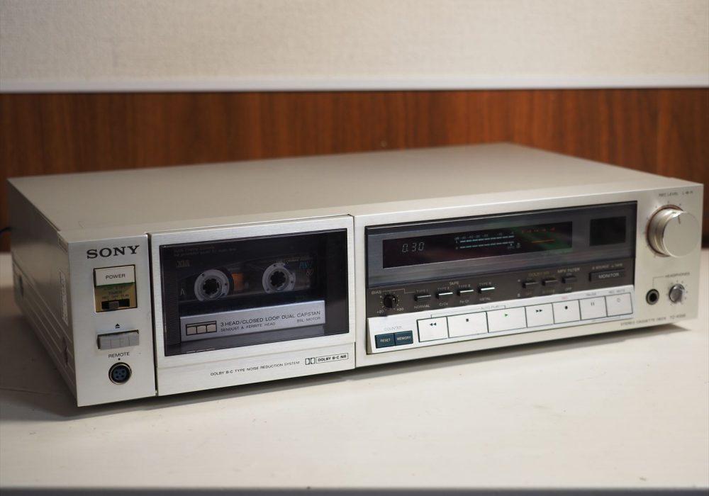 索尼 SONY TC-K555 卡座