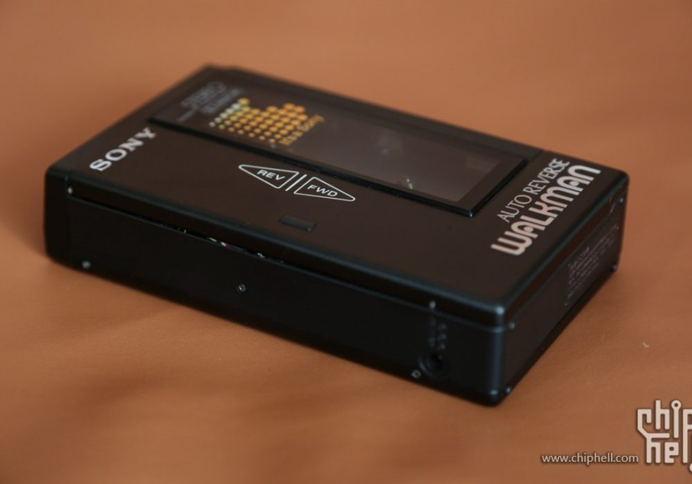 索尼 SONY WM-7 磁带随身听