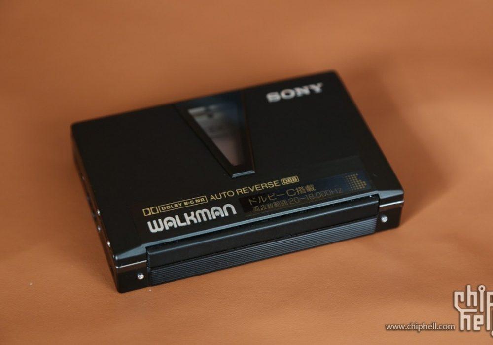 索尼 SONY WM-550C 磁带随身听