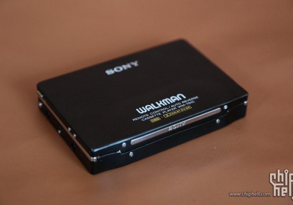 索尼 SONY WM-701C 磁带随身听