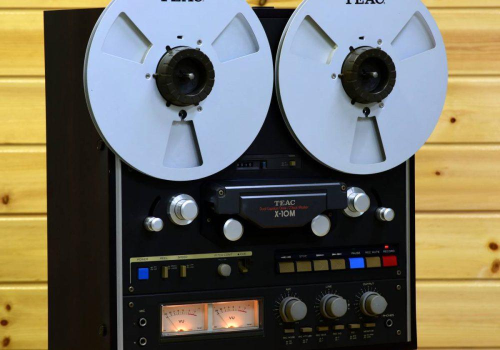 TEAC X-10M 开盘机