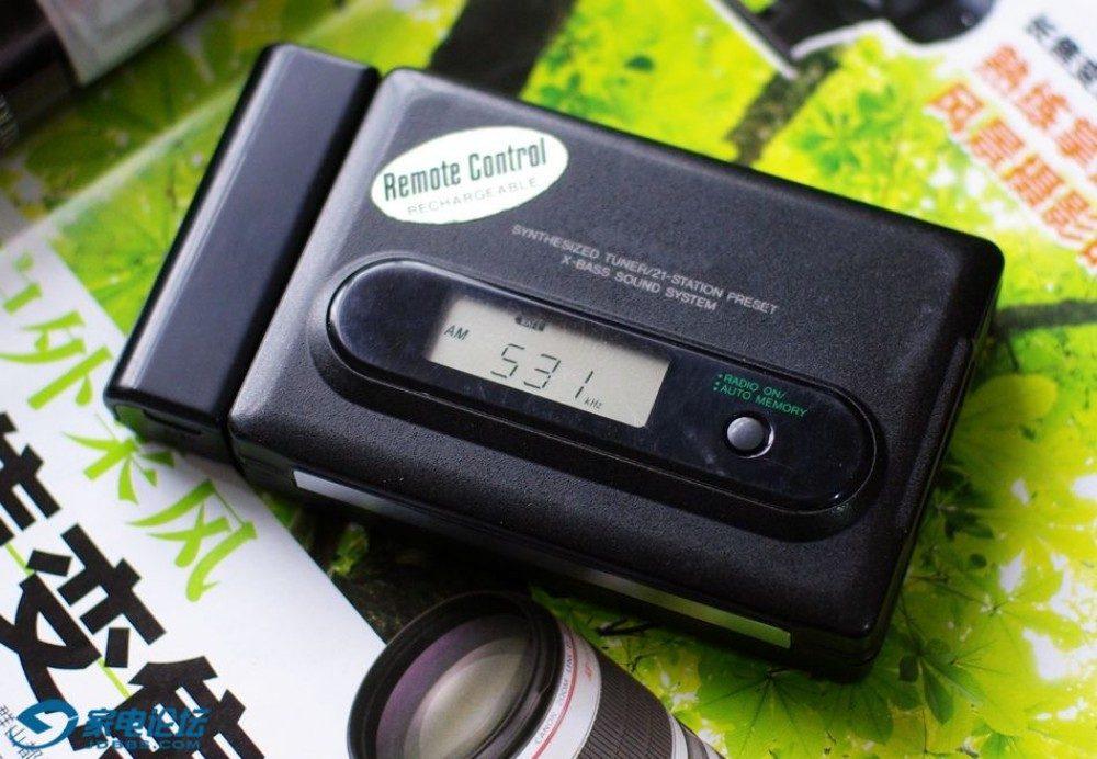 夏普 SHARP JC-N100 磁带随身听