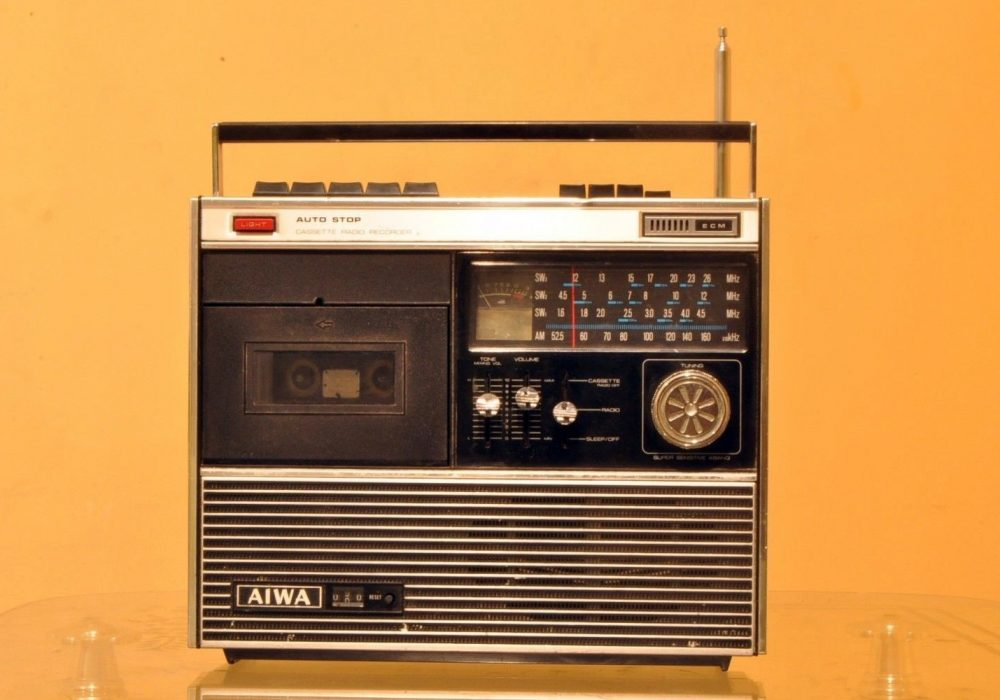 AIWA TPR-210A Boombox 收录机