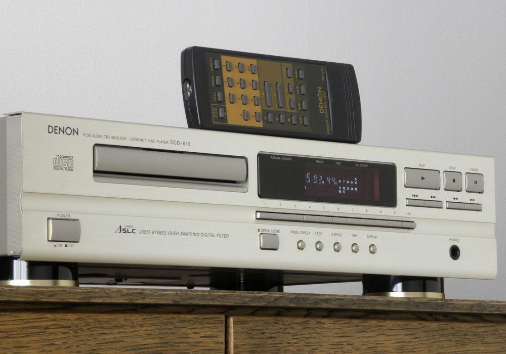 DENON DCD-615 CD播放机