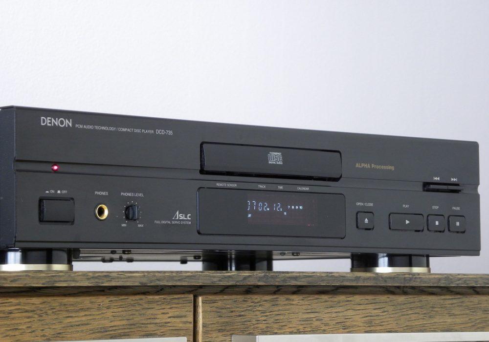 DENON DCD-735 CD播放机