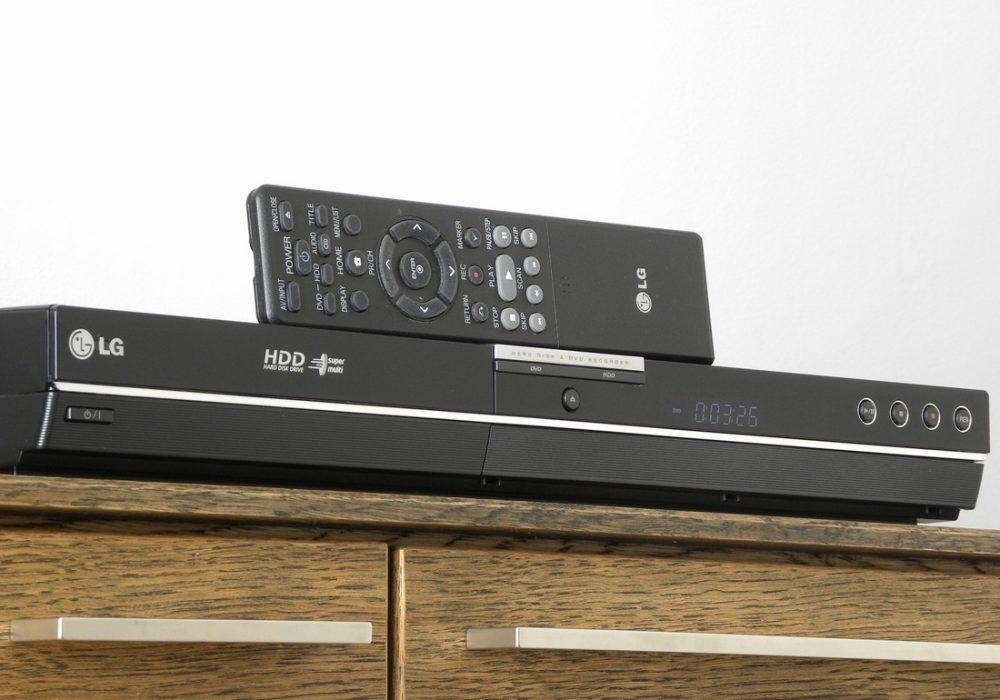 LG RH488H 硬盘/DVD 录像机