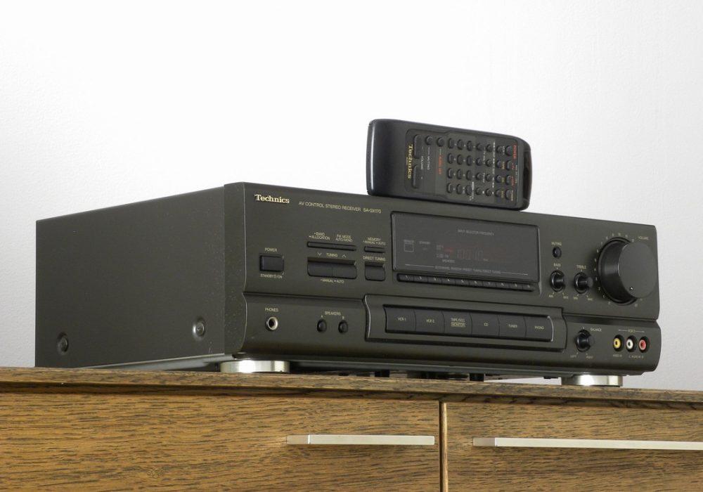 Technics SA-GX170 AV功率放大器