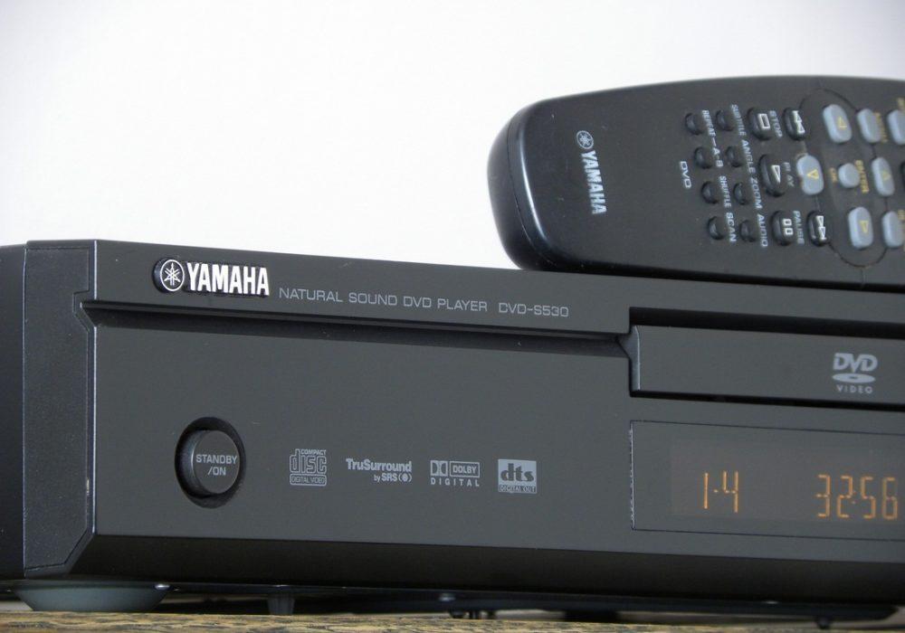 YAMAHA DVD-S530 DVD播放机