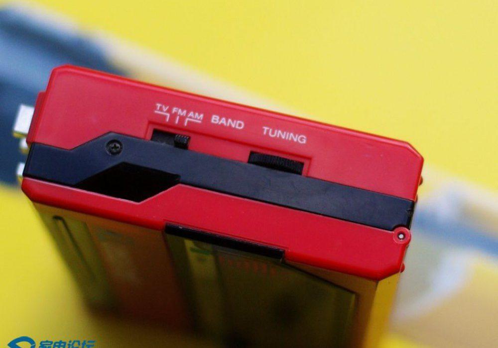 索尼 SONY WM-F55 磁带随身听