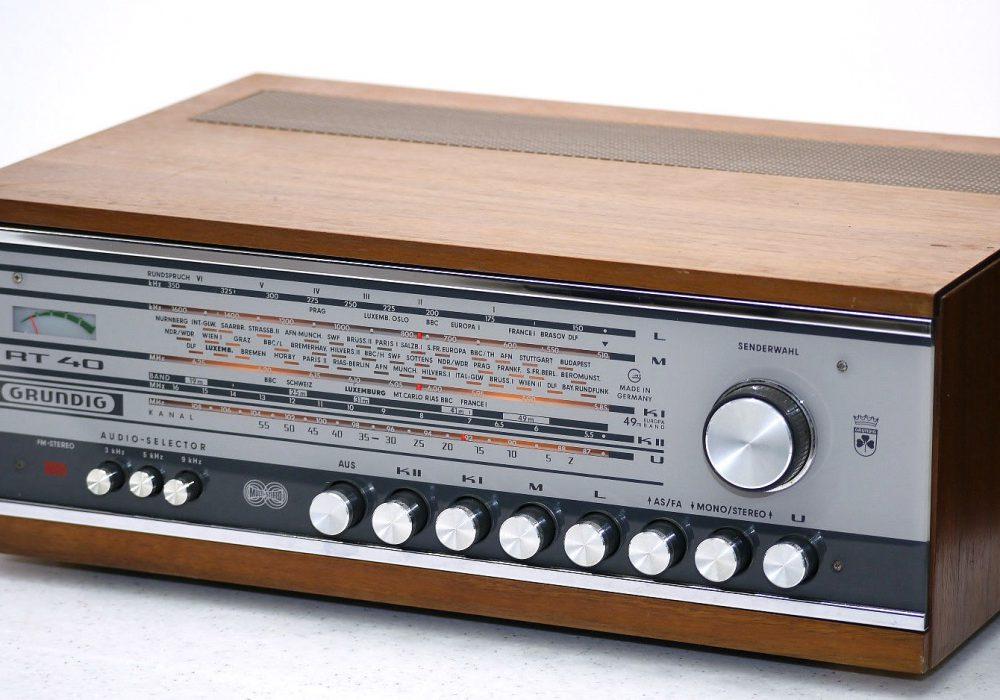 GRUNDIG RT-40 收音机
