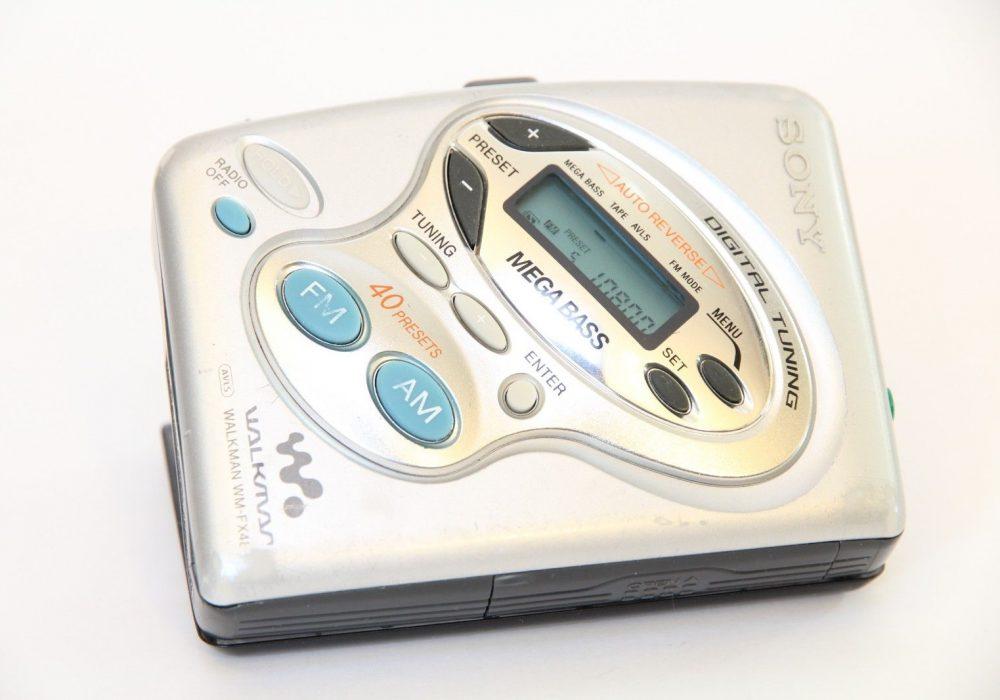 索尼 SONY WM-FX481 WALKMAN 磁带随身听