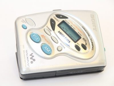 索尼 SONY WM-FX481 WALKMAN 磁带随身听