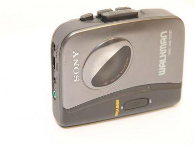 索尼 SONY WM-EX122 WALKMAN 磁带随身听