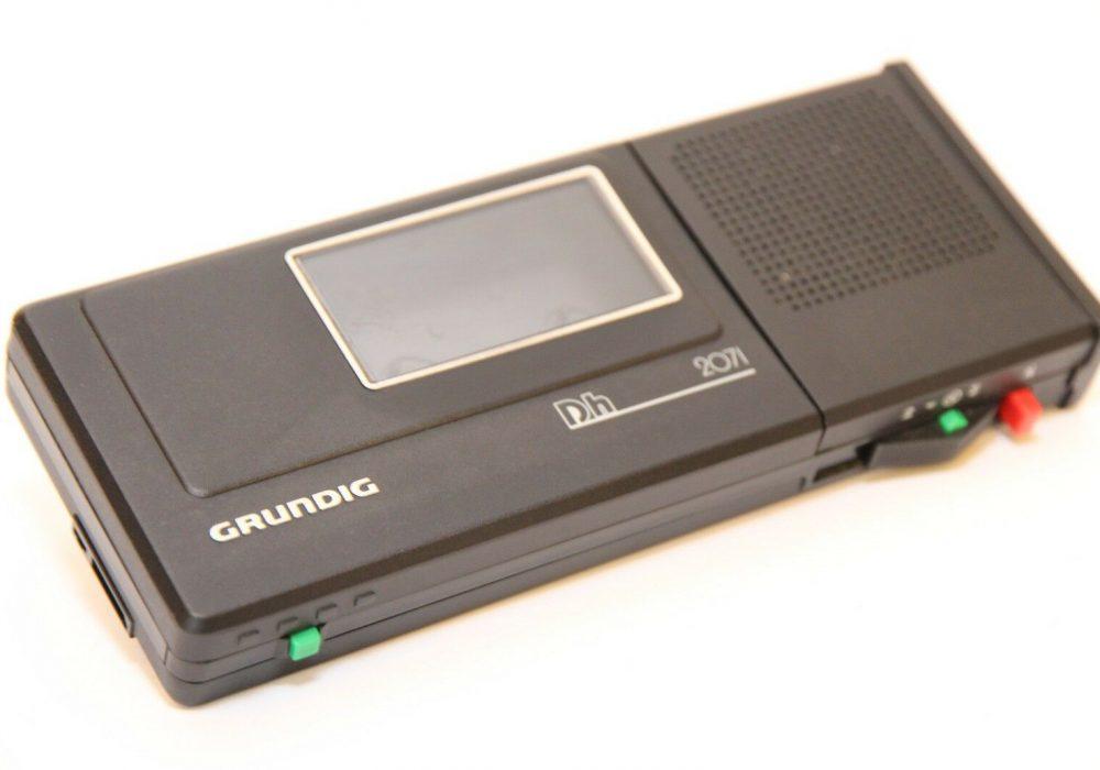 GRUNDIG Stenorette Dh-2071 磁带录音机