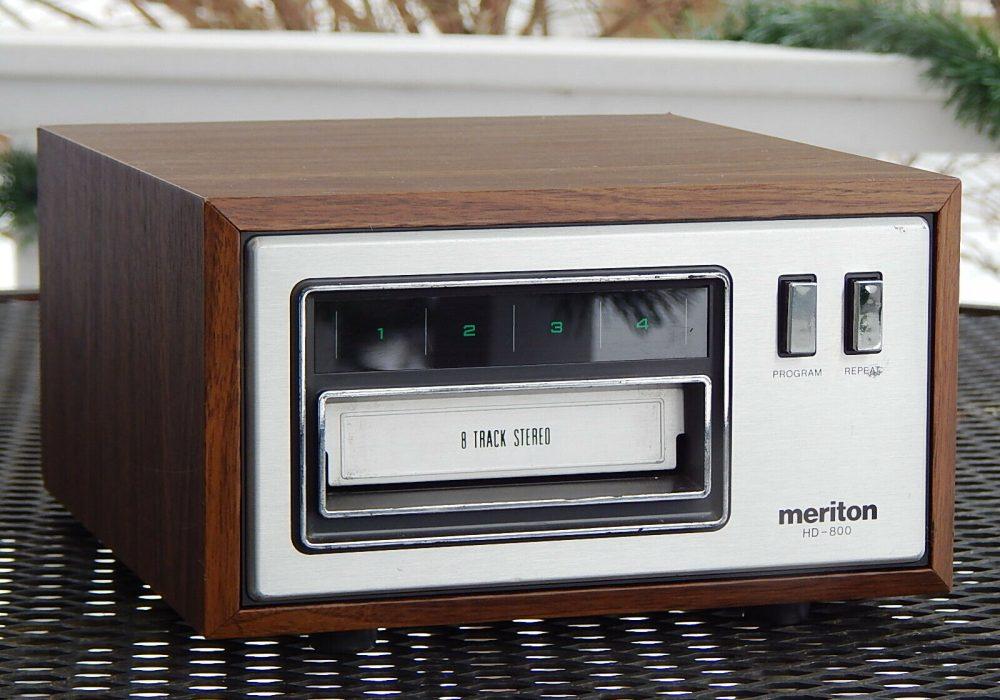 Meriton HD-800 8轨磁带 卡座