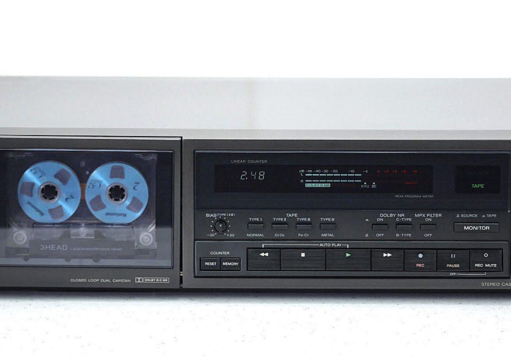 索尼 SONY TC-K555ES 卡座