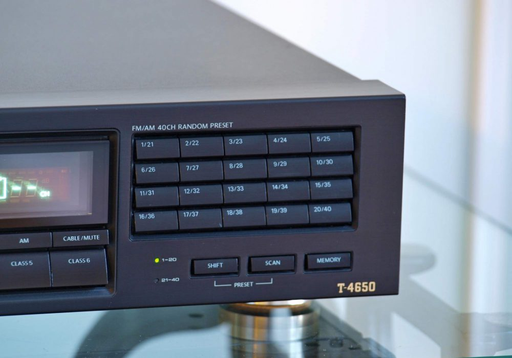Onkyo T-4650 FM/AM 收音头