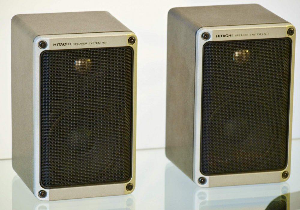 HITACHI HS-1 书架音箱