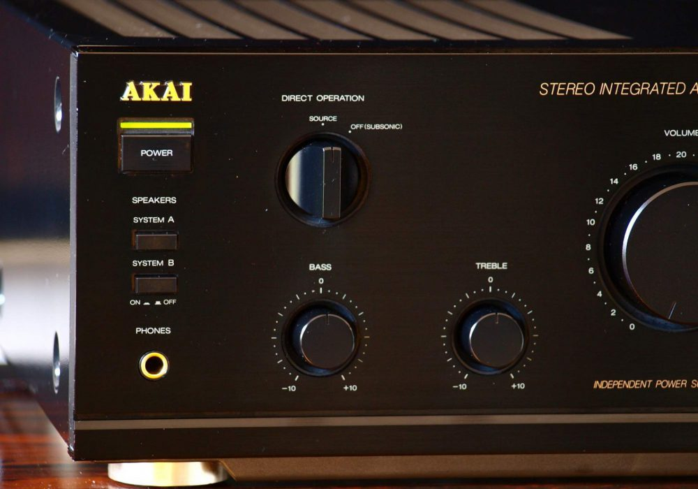 AKAI AM-37 功率放大器