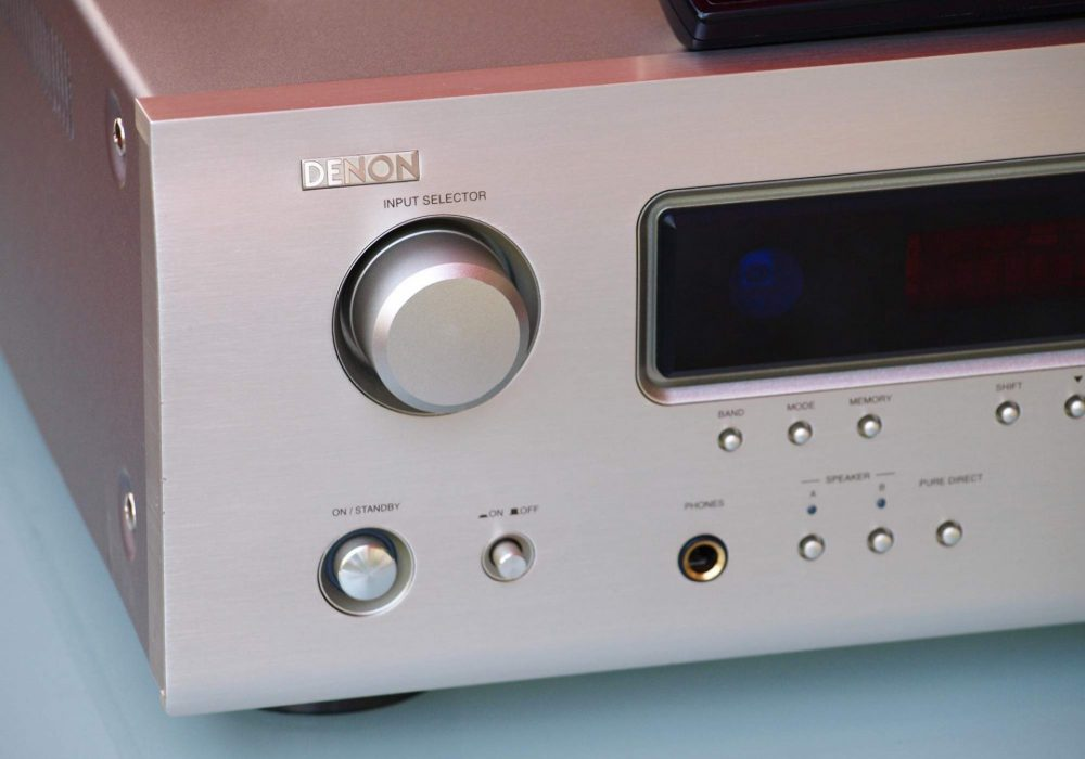 天龙 DENON DRA-500AE 功率放大器