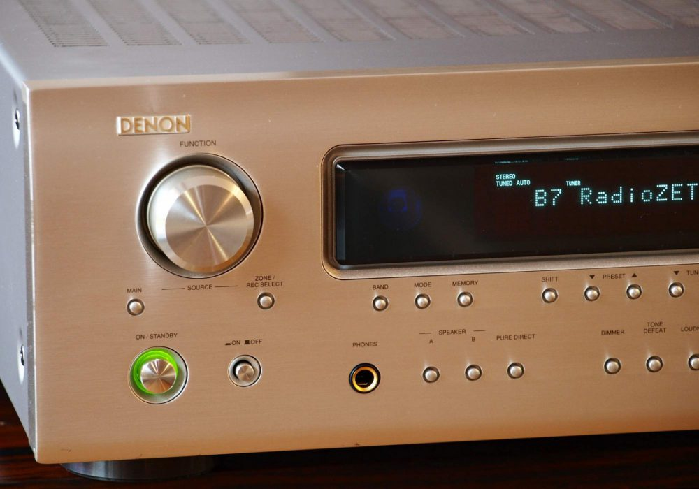 天龙 DENON DRA-700AE 功率放大器