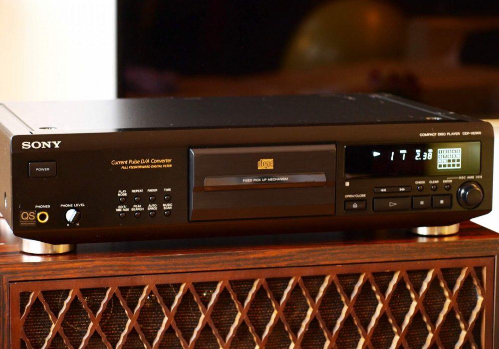 索尼 SONY CDP-XE900 CD播放机
