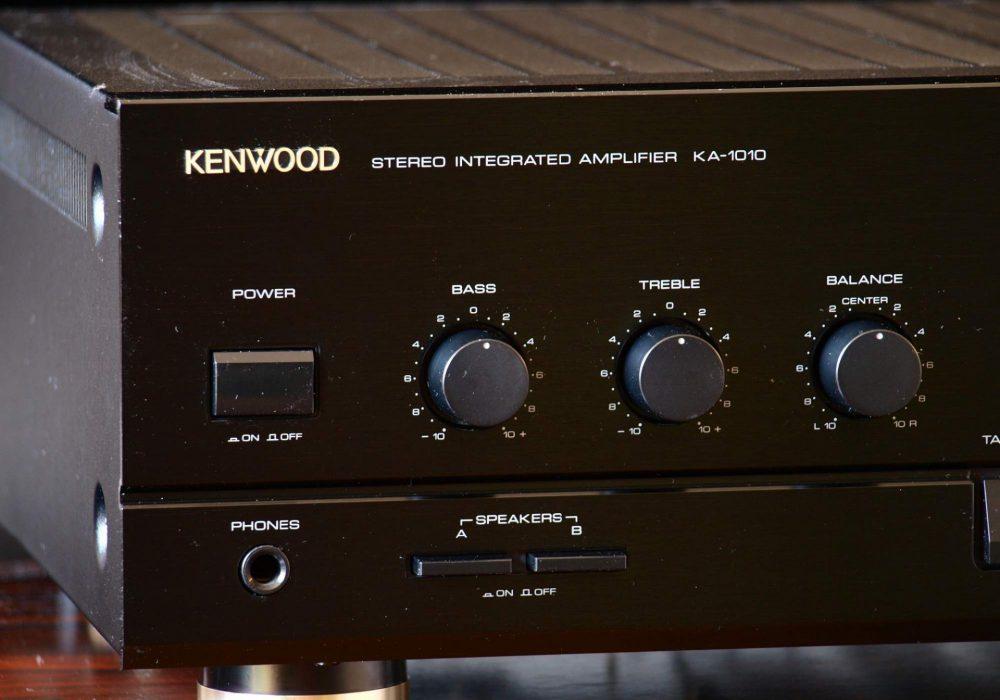 KENWOOD KA-1010 功率放大器