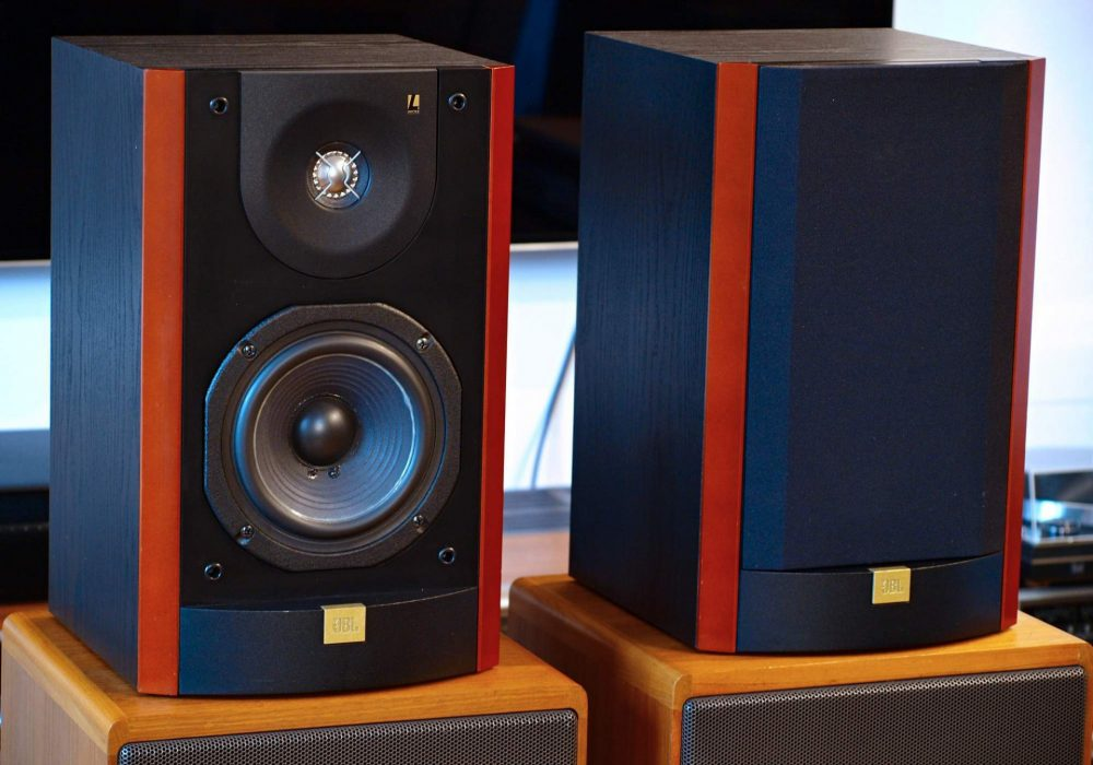 JBL L20 书架音箱