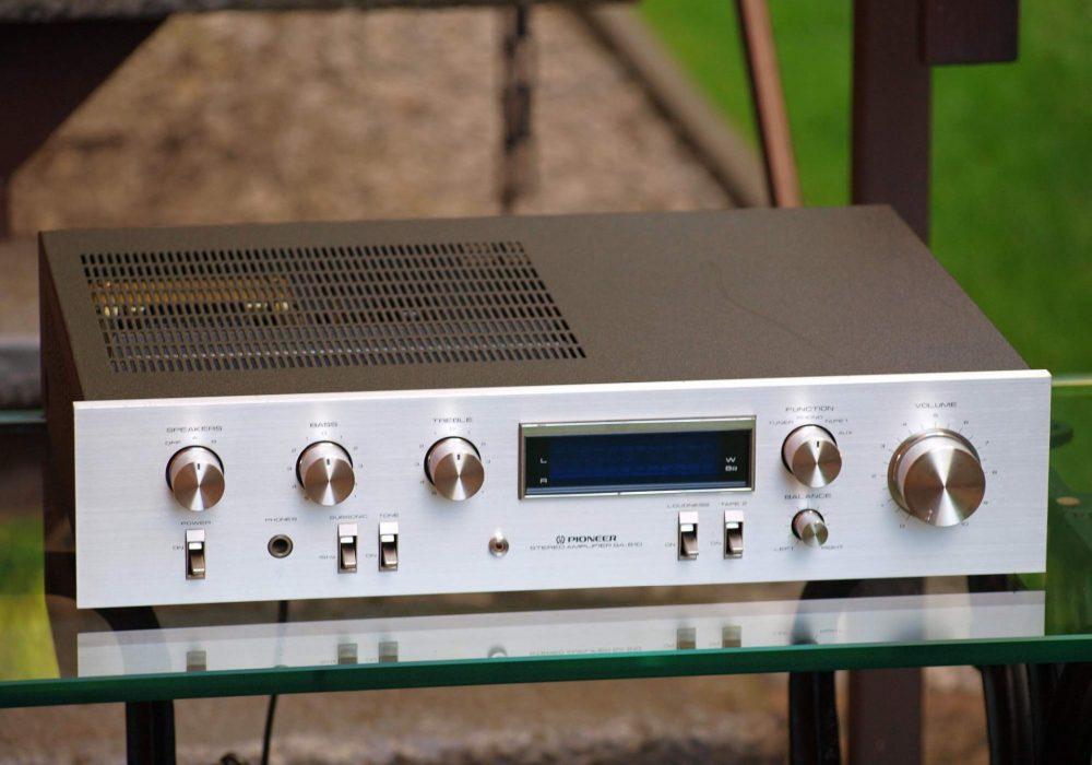 先锋 PIONEER SA-610 功率放大器