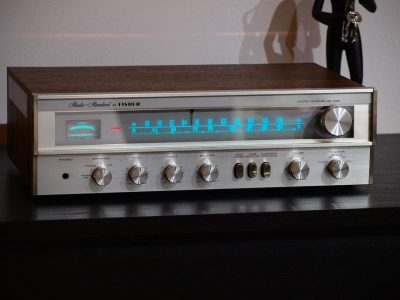 Fisher RS-1022 FM/AM 收音头