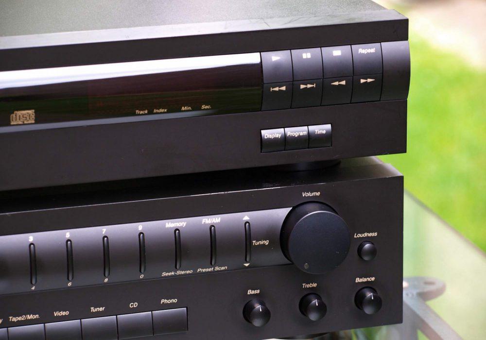 Harman Kardon HK3450 功率放大器 + HD7225 CD播放机