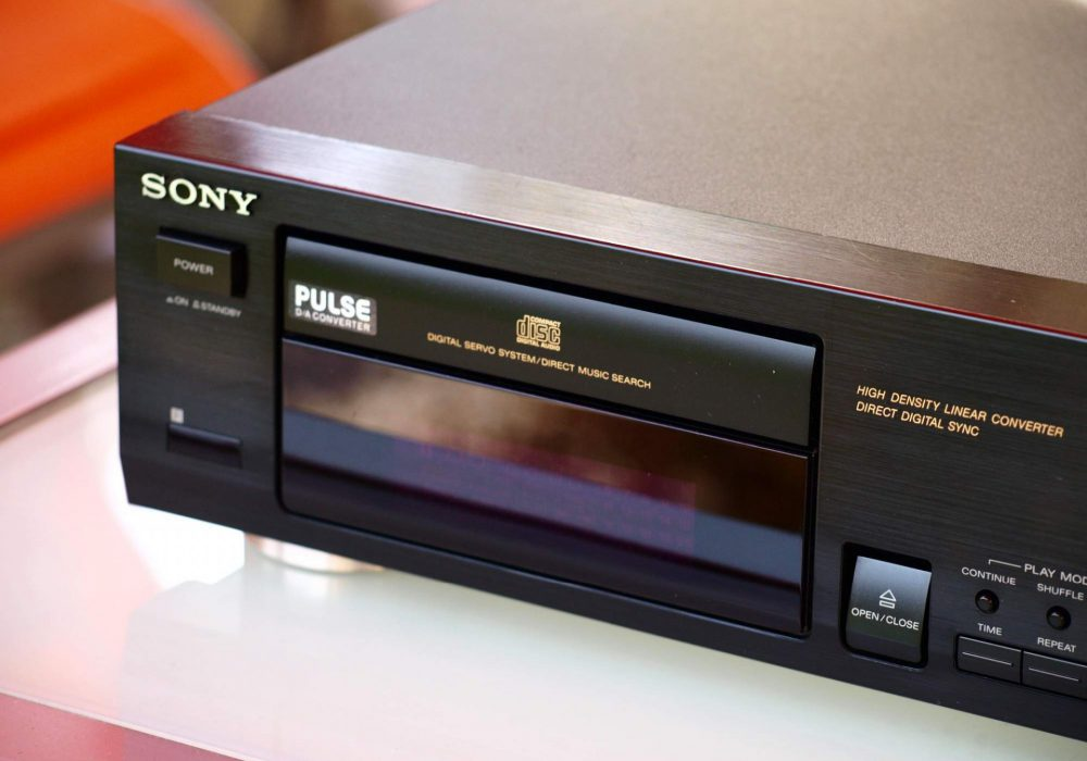 索尼 SONY CDP-597 CD播放机