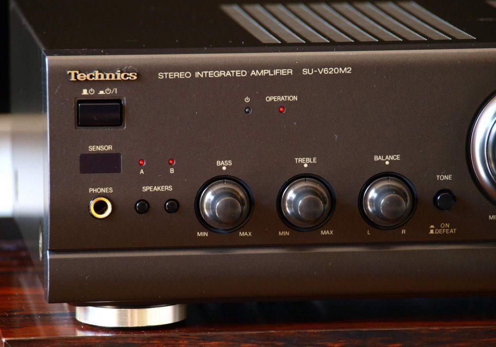 Technics SU-V620M2 功率放大器