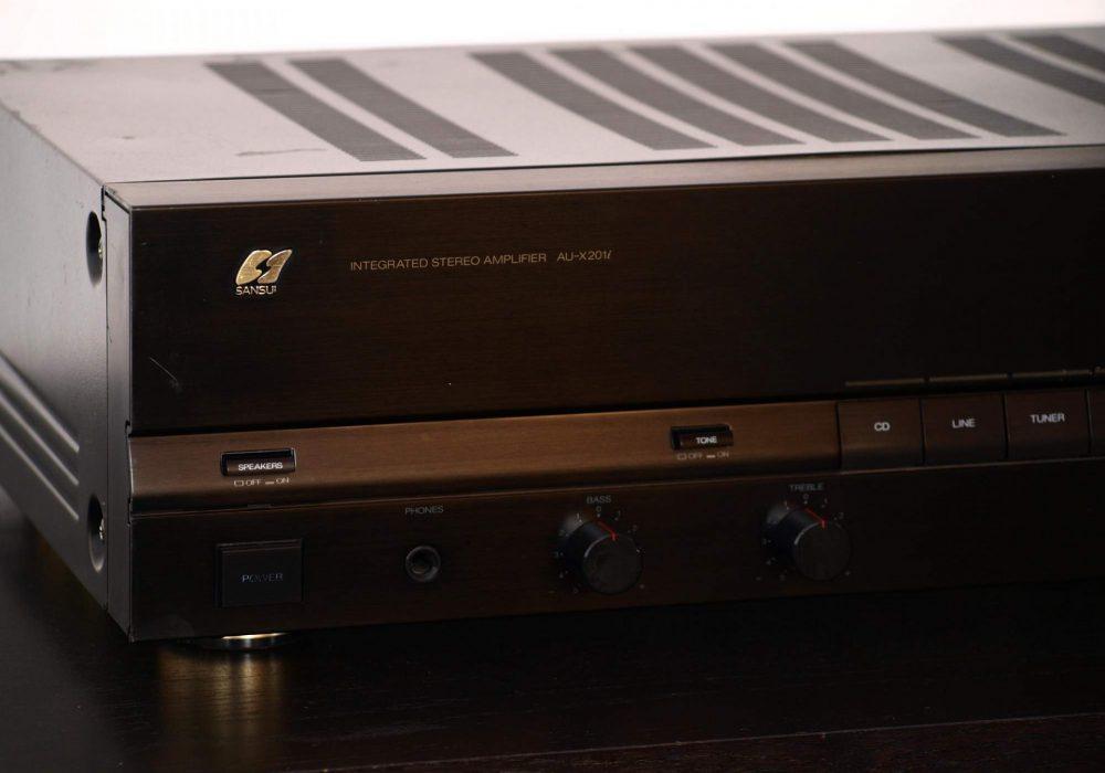 山水 SANSUI AU-X210i 功率放大器