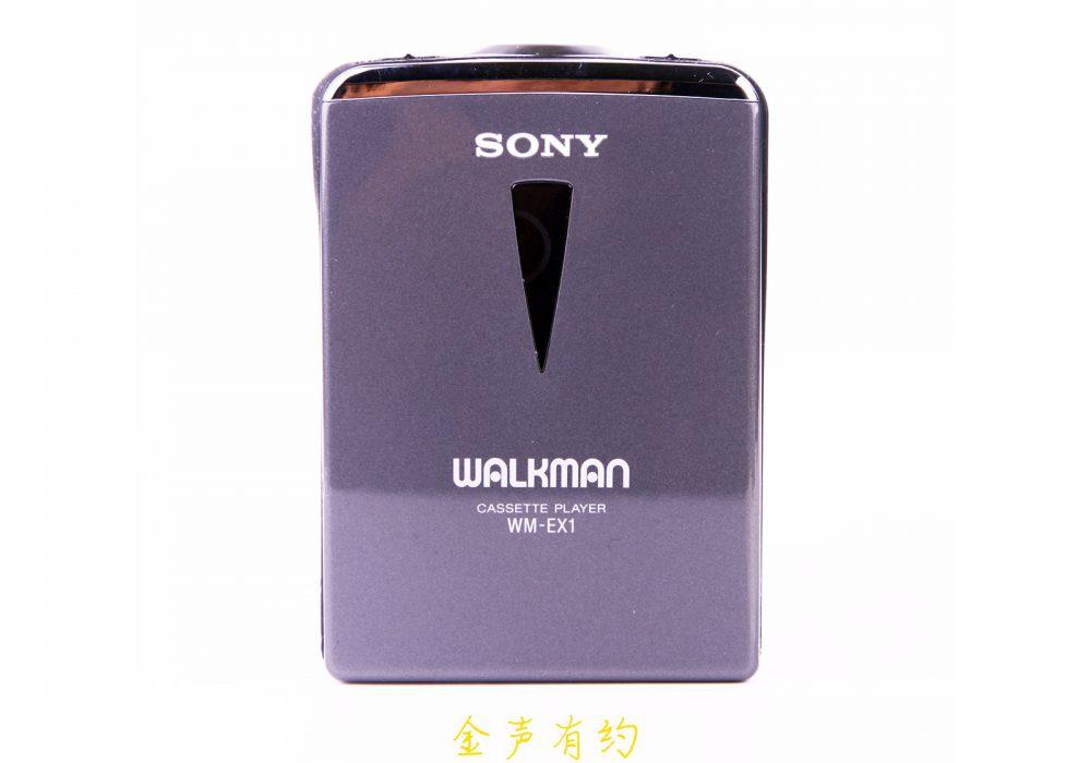 索尼 SONY WM-EX1 磁带随身听