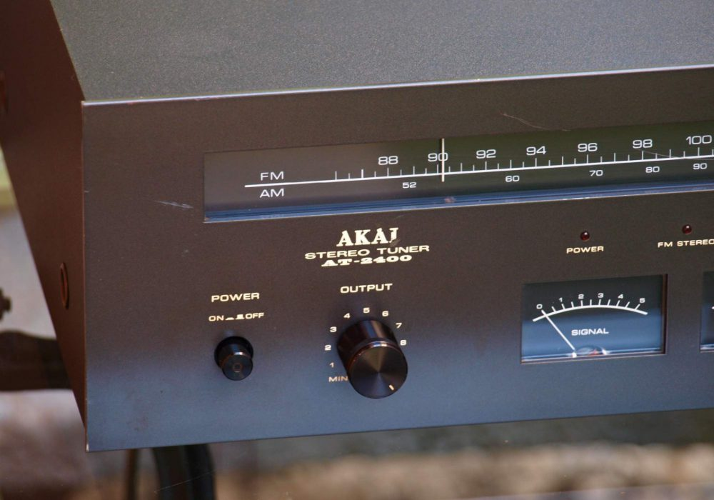 AKAI AT-2400 收音头