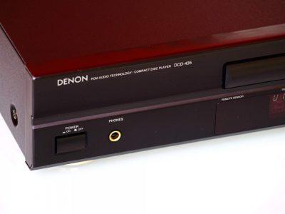 天龙 DENON DCD-435 CD播放机