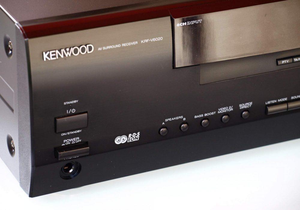 KENWOOD KRF-V6020 AV功率放大器