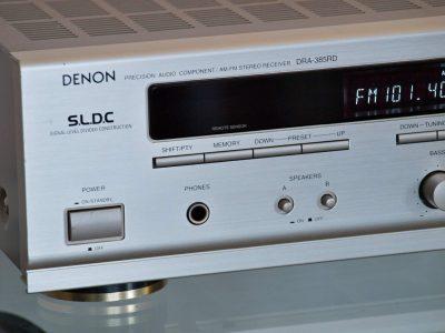 天龙 DENON DRA-385RD RDS 收音头