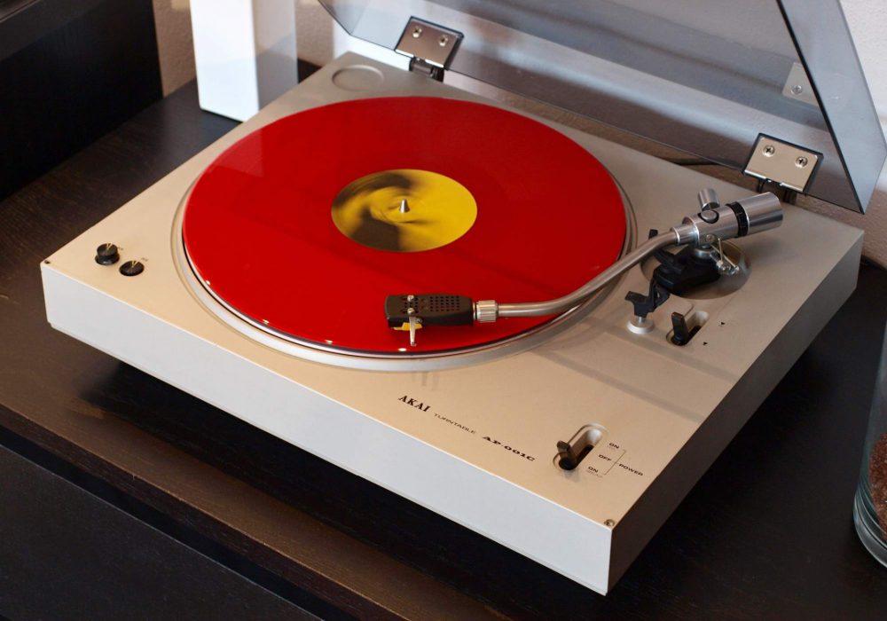 AKAI AP-001C 黑胶唱机