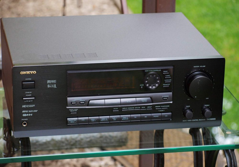 Onkyo TX-DS555 功率放大器