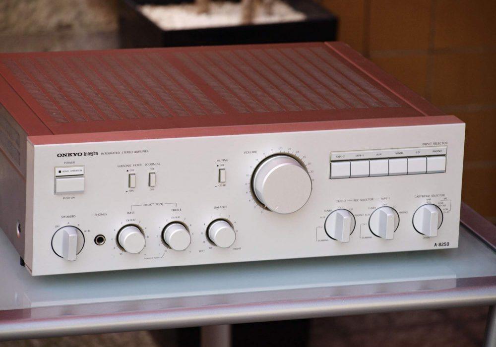 Onkyo A-8250 功率放大器
